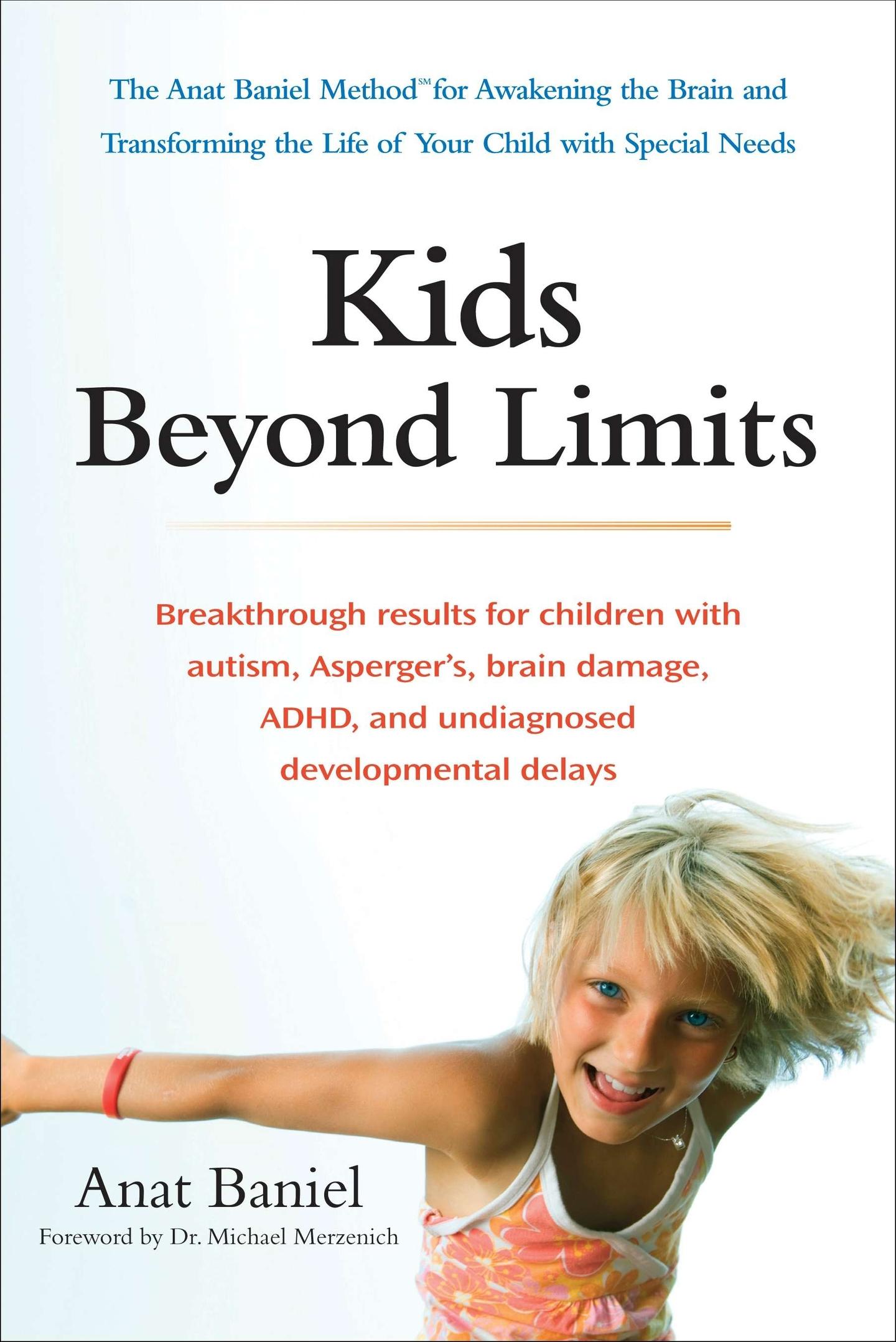'Kids Beyond Limits' Anat Baniel